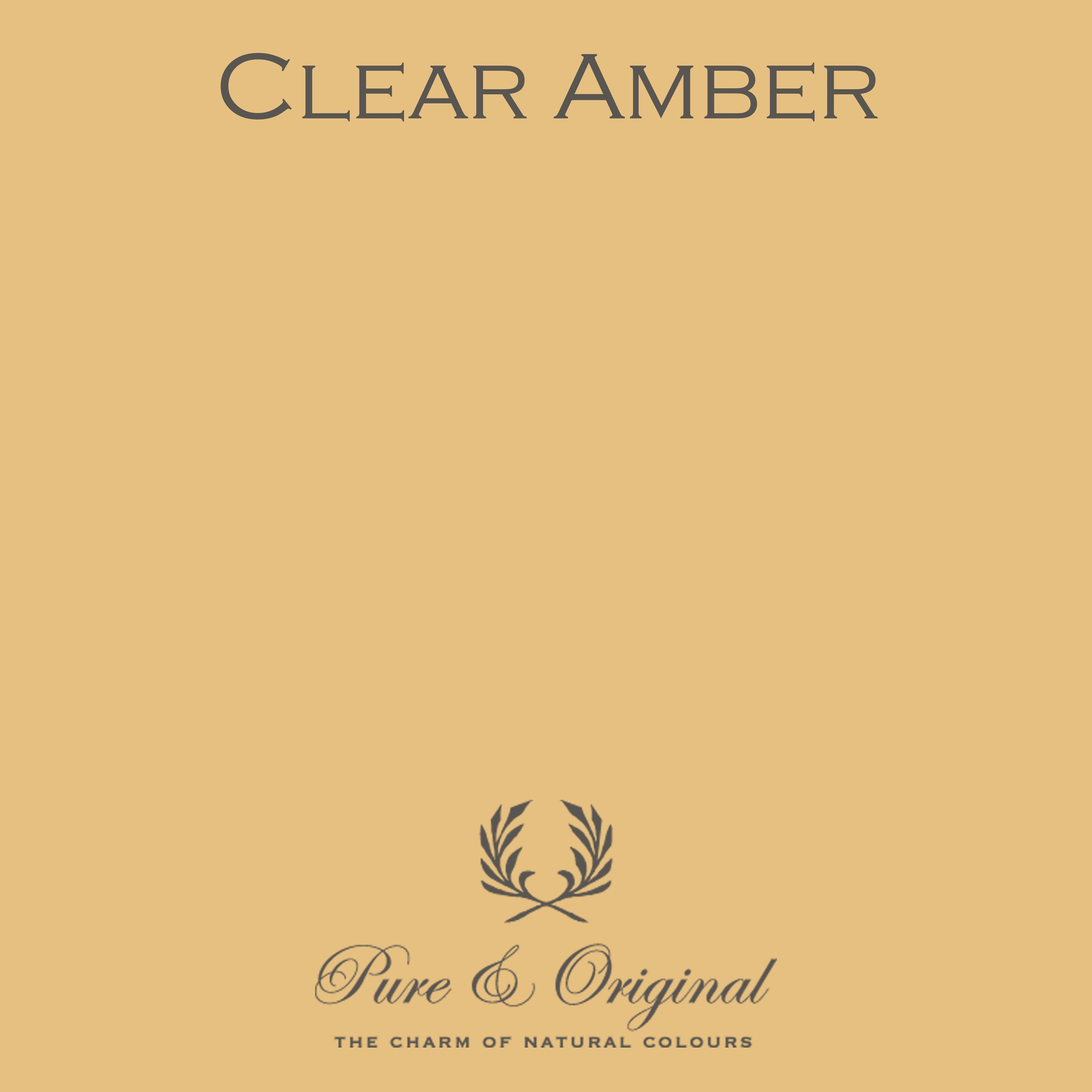 Clear Amber