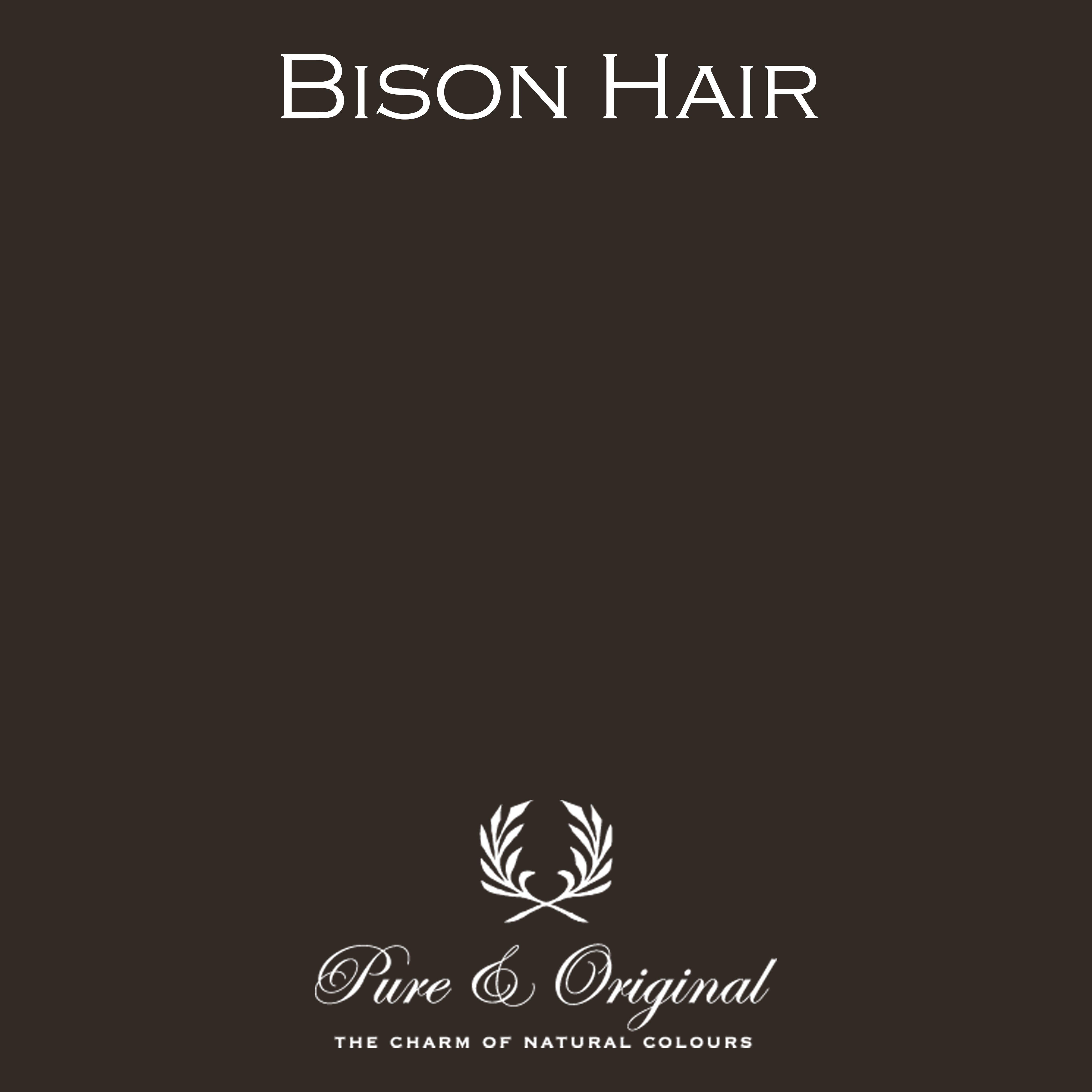 Bison Hair