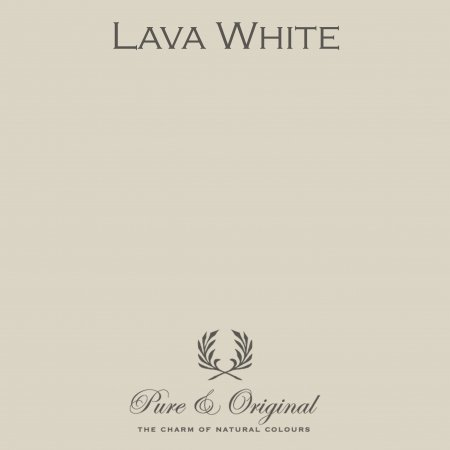 Lava White