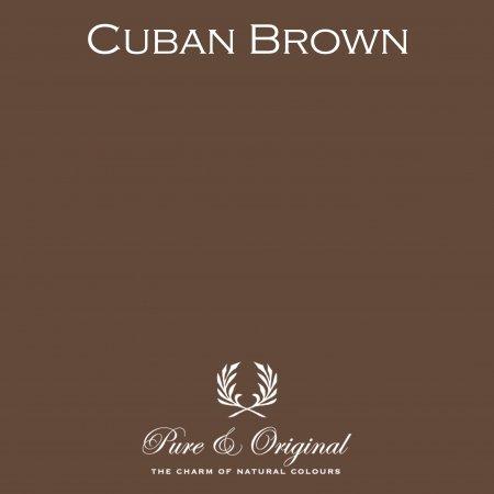 Cuban Brown