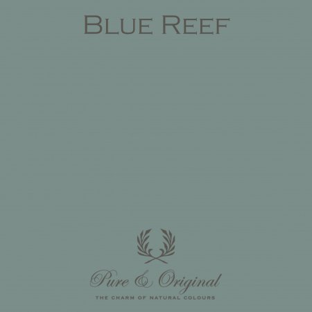 Blue reef