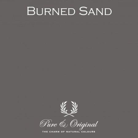 Burned Sand