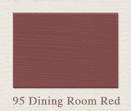 Dinning Room Red